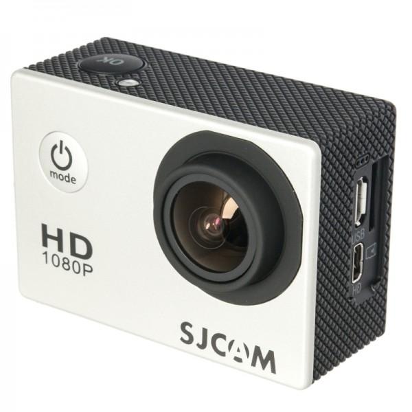 Экшн-камера SJCAM SJ4000 (Silver)