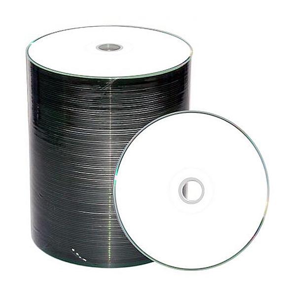 Диск CD-R MIREX Full Ink Printable 700 M...