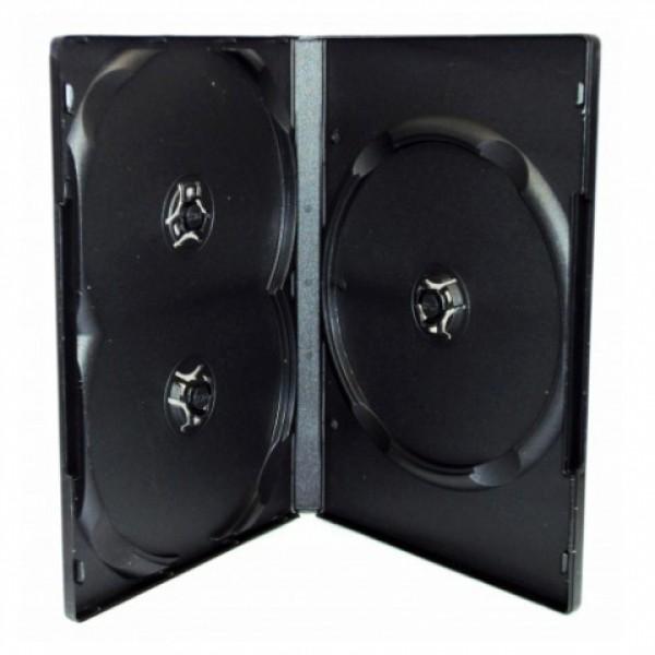 Футляр ST для 3DVD 14mm Black (BX000887)
