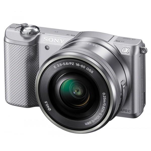 Цифровой фотоаппарат Sony ILCE-5000L 16-...