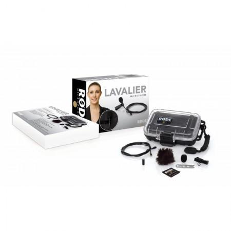 Петличный микрофон RODE (LAPEL-1) Lavalier