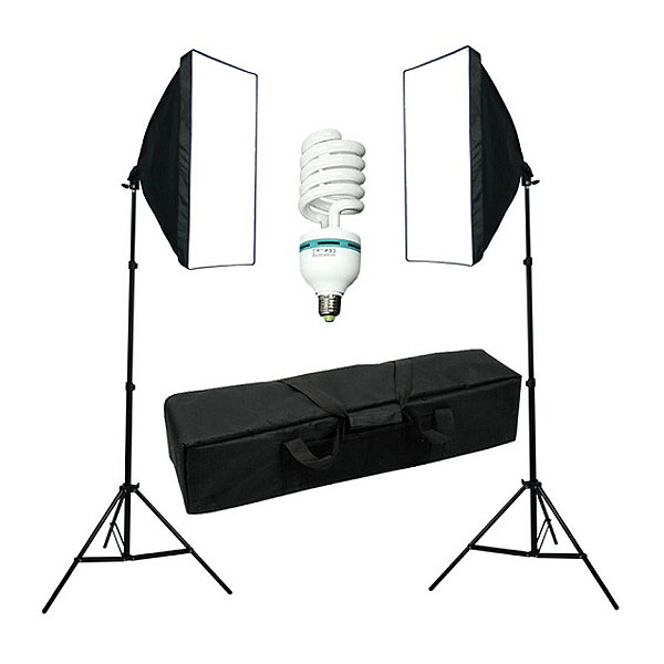 Комплект студийного света FST ET-462 Kit