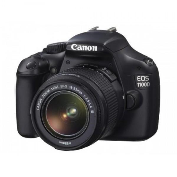 Зеркальный фотоаппарат Canon EOS 1100D K...