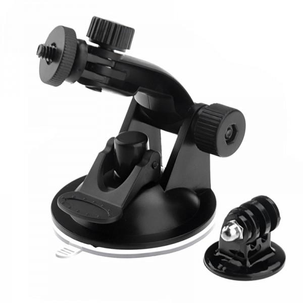 Крепление-присоска для камер GoPro