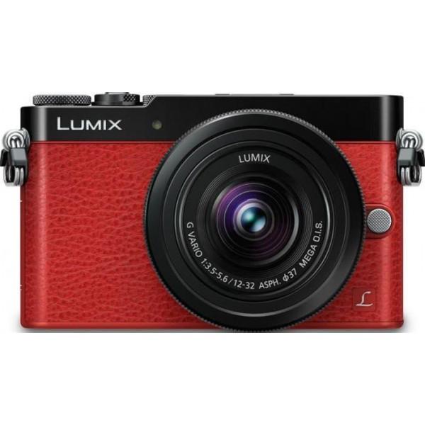 Цифровой фотоаппарат Panasonic DMC-GM5 K...
