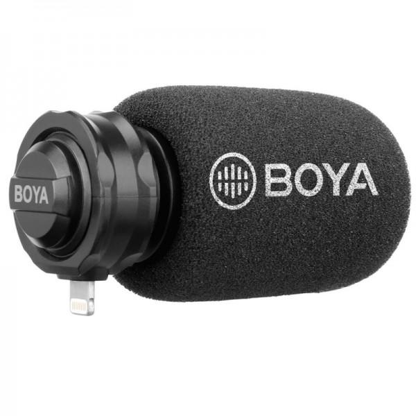 Стерео микрофон Boya BY-DM200 для смартф...