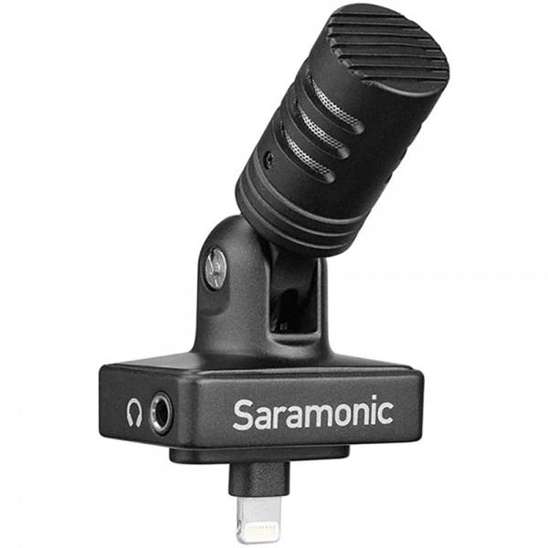 Стерео-микрофон Saramonic SmartMic Di Li...