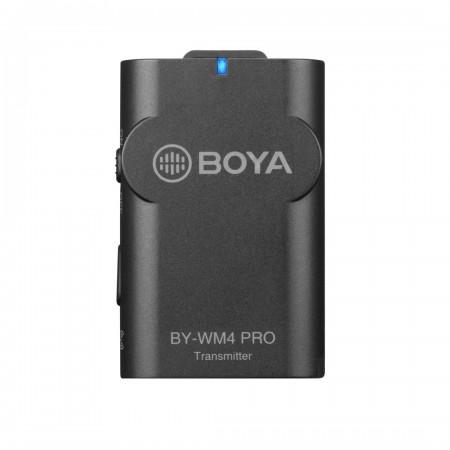 Двухканальная беспроводная микрофонная система Boya BY-WM4 Pro-K3