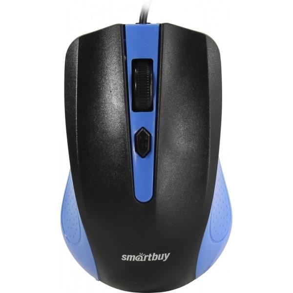 Мышь Smartbuy One 352 синяя/черная (SBM-...