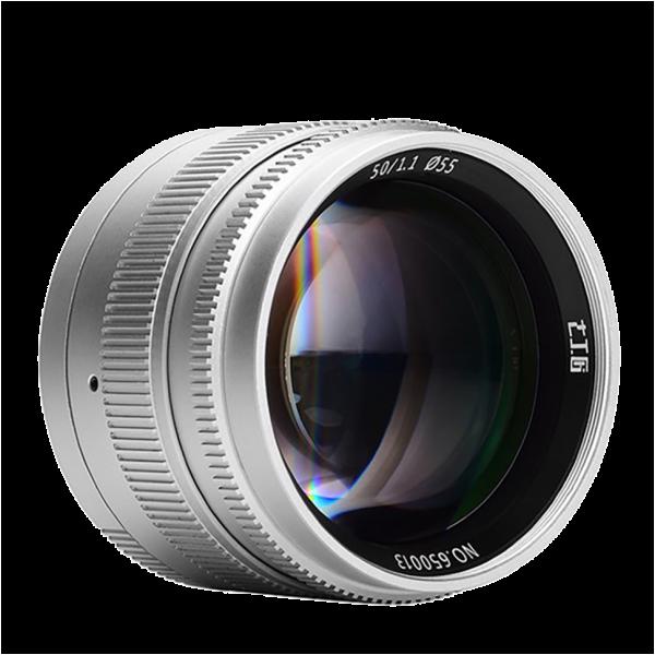 Объектив 7Artisans M50mm F1.1 Leica M Mo...