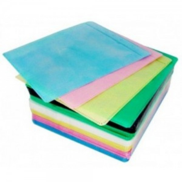 Пакет ST для 2-х дисков CD/DVD 5 цветов ...