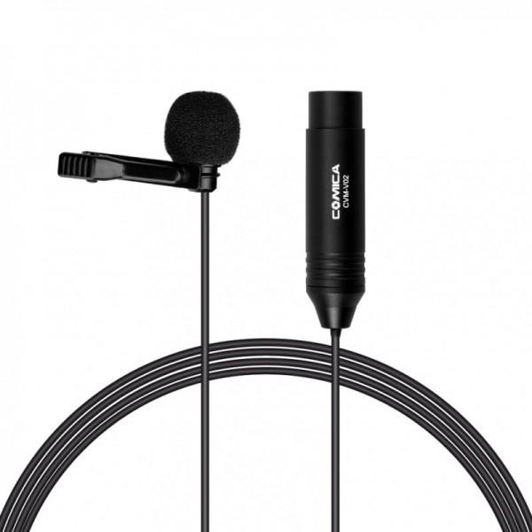 Петличный микрофон CoMica CVM-V02O