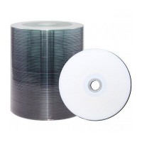 Диск CD-R 700MB Ritek 80min 52x Printable 100 шт (NN000020)