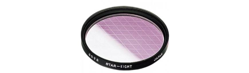 Лучевые (звездные, радужные) фильтры