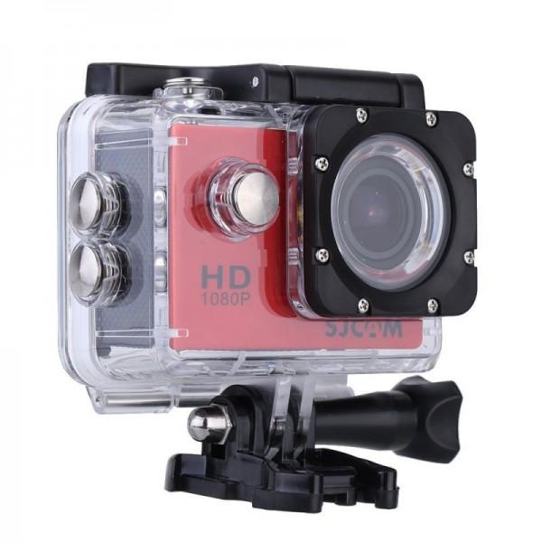 Экшн-камера SJCAM SJ4000 (Red)
