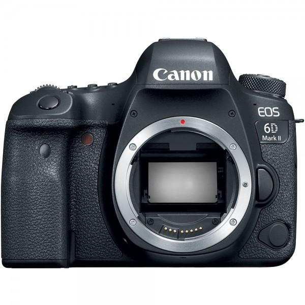 Зеркальный фотоаппарат Canon EOS 6D Mark...