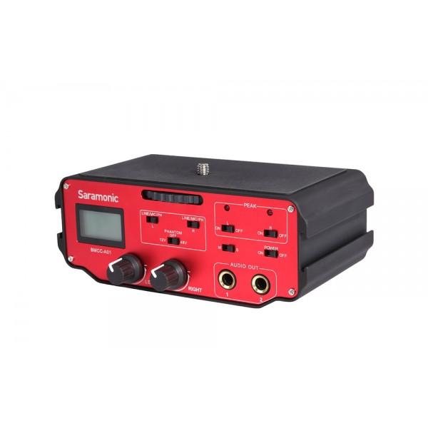 Микшер Saramonic BMCC-A01 для камер Blac...