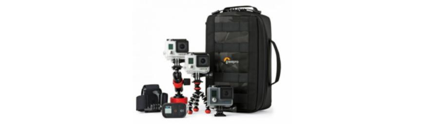Кейсы, чехлы, сумки для экшн камер
