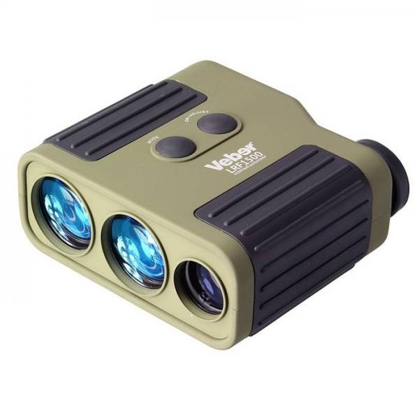Лазерный дальномер Veber 7x25 LRF1500 gr...