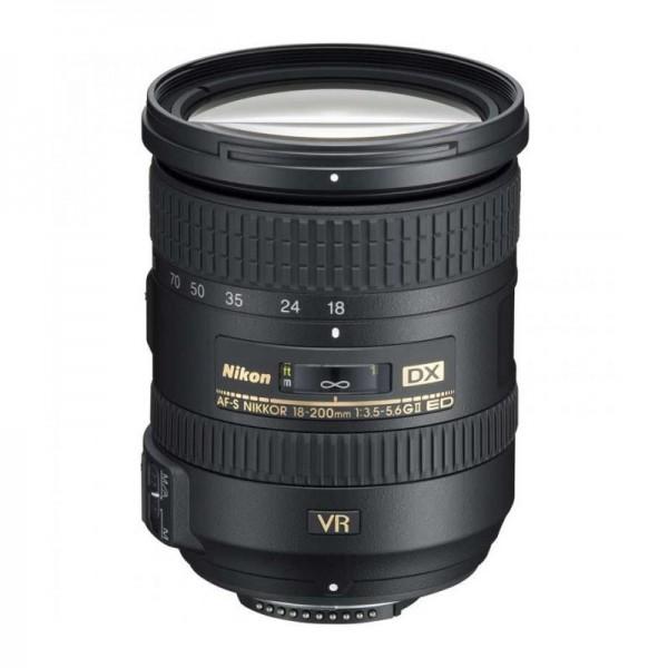 Объектив Nikon 18-200mm f/3.5-5.6G ED AF...