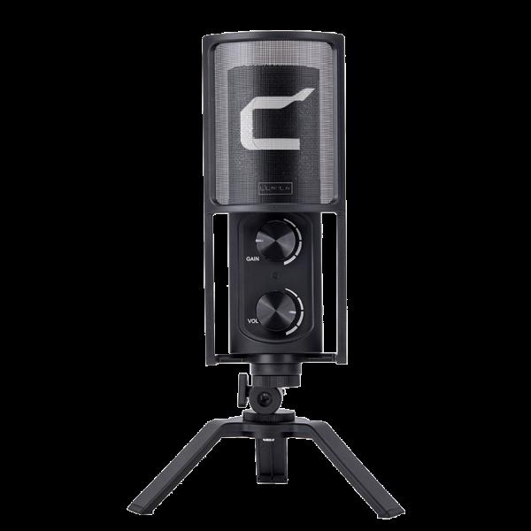 Микрофон студийный Comica STM-USB
