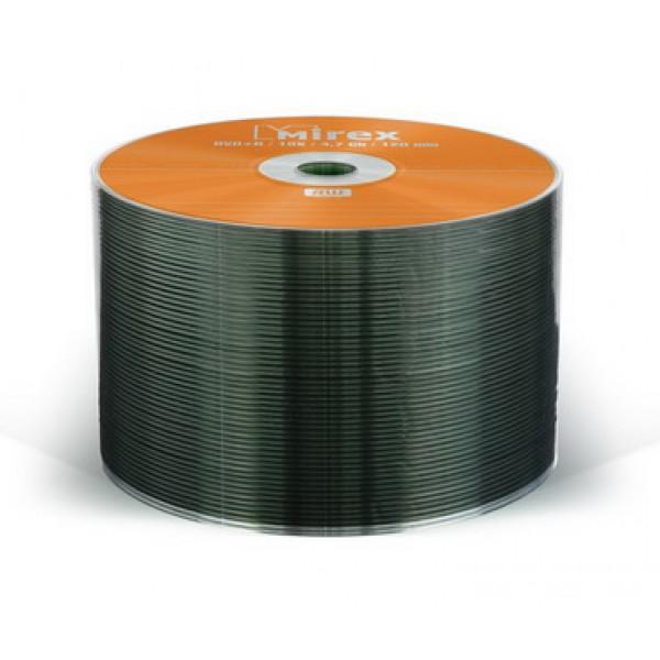 Диск Mirex DVD+R 4.7GB 16x Bulk 50 шт (U...