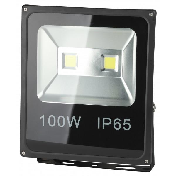 Прожектор светодиодный ЭРА LPR-100-6500К...