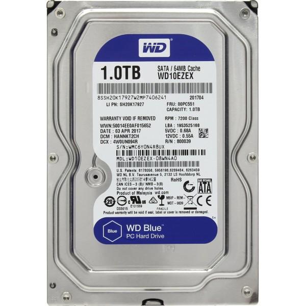 Внутренний жесткий диск HDD 1TB Western ...