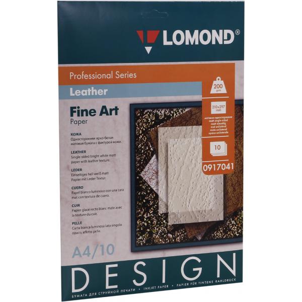 Бумага Lomond дизайнерская матовая Кожа ...