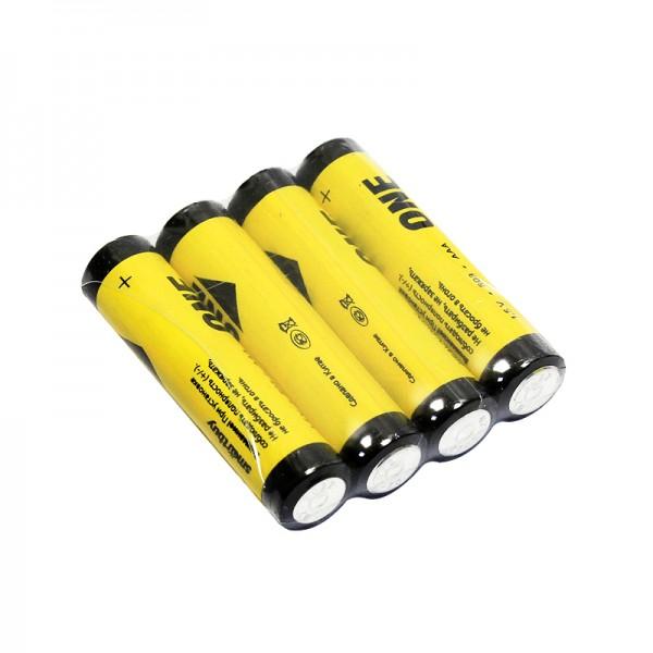 Батарейка AAA SmartBuy ONE R03 SR4 (SOBZ...