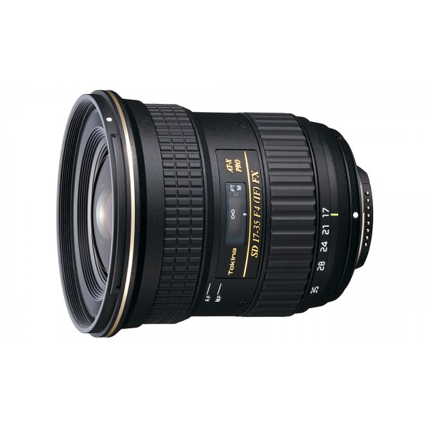 Объектив Tokina AT-X 17-35mm f/4 PRO FX ...