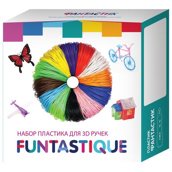 Пластик для 3D-ручек Funtastique PLA-PEN...