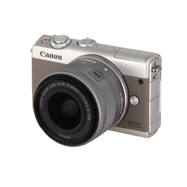 Фотоаппарат Canon EOS M100 Kit EF-M 15-4...