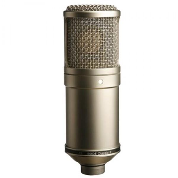 Микрофон RODE Classic II Limited Edition