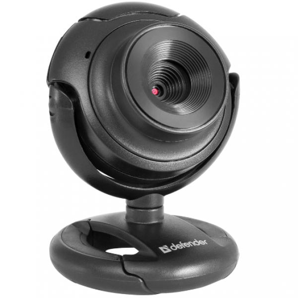 Веб-камера Defender C-2525HD /сенс 2МП/ ...