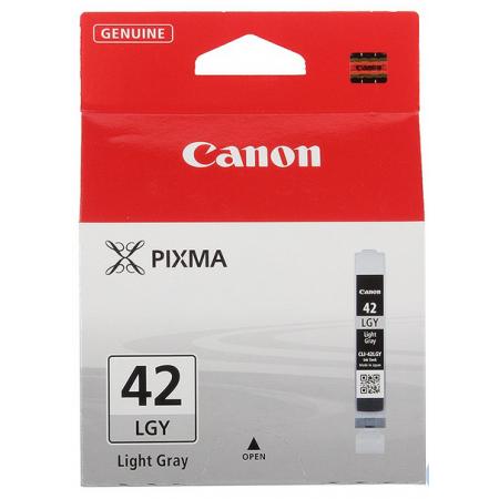 Картридж Canon CLI-42LGY для PRO-100. Серый 6391B001