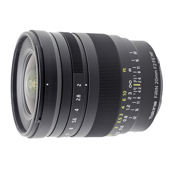 Объектив Tokina FiRIN 20mm F2 FE MF для ...