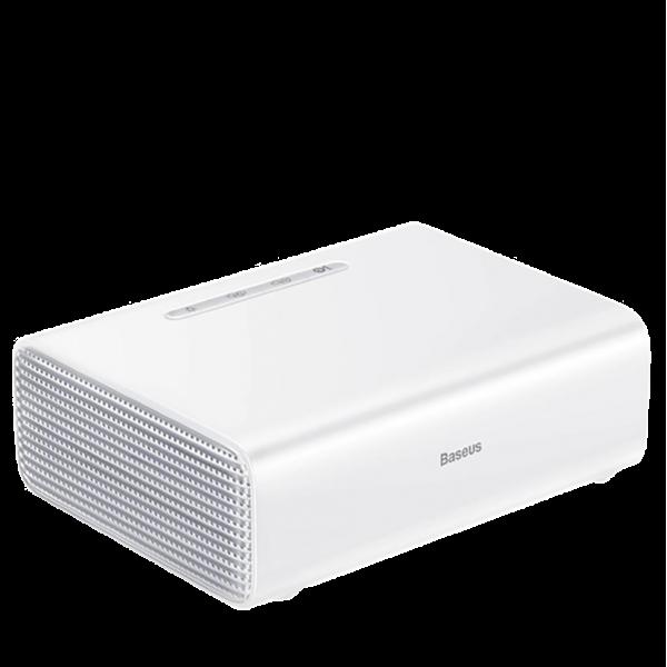 Насос Baseus Smart Inflator Pump White