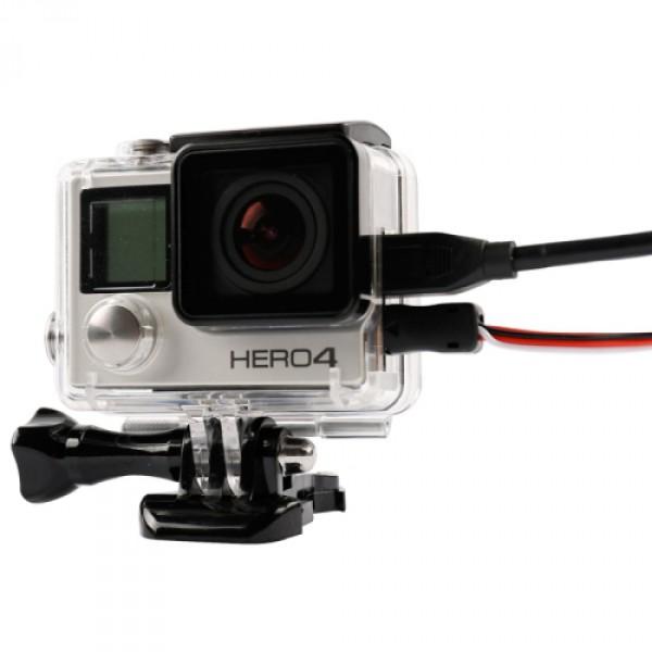 Бокс защитный для камеры GoPro HERO4 с о...