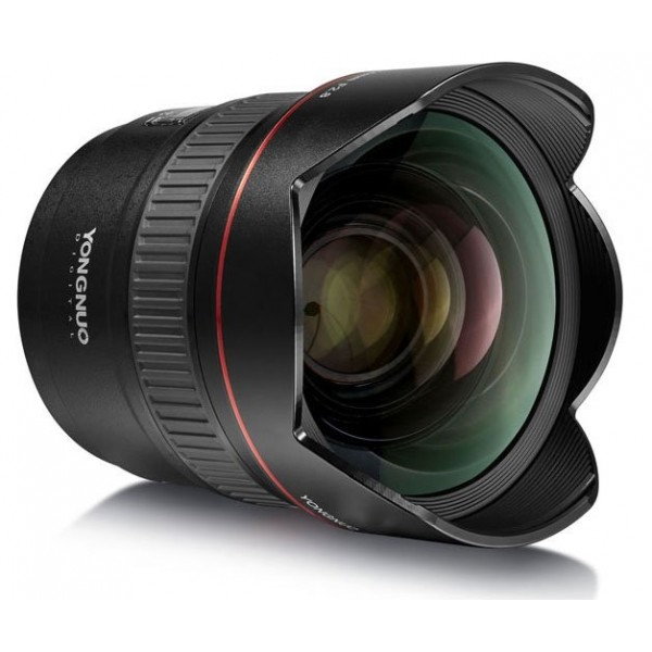 Объектив Yongnuo YN 14mm f/2.8 Nikon F