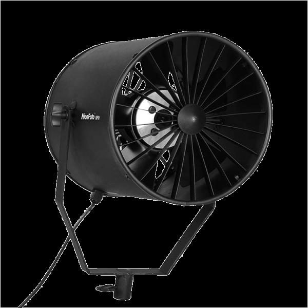 Вентилятор студийный NiceFoto SF-06