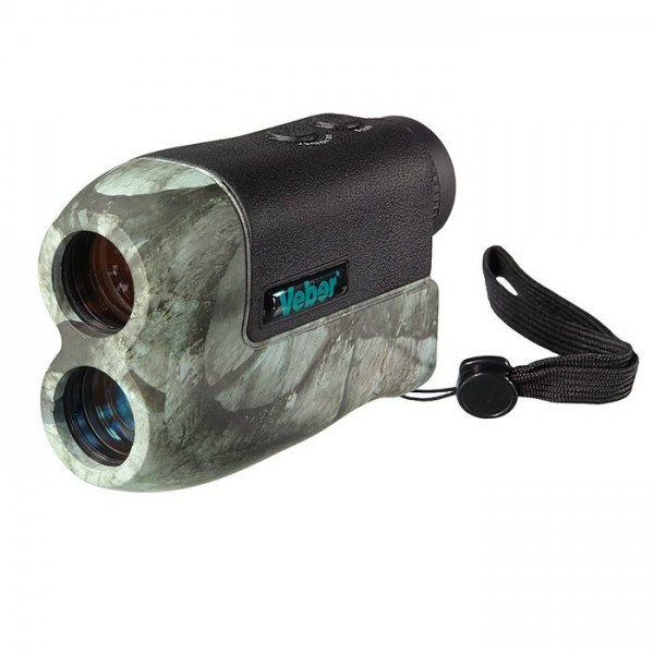 Лазерный дальномер Veber 6x25 LRF400 cam...