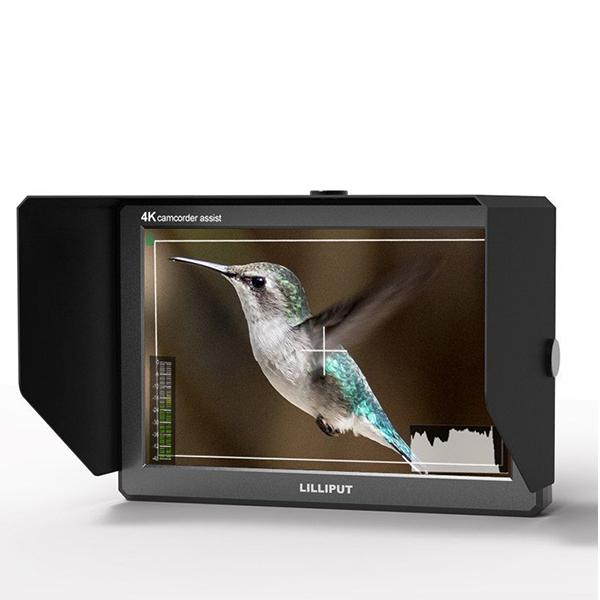 Монитор Lilliput A8S 4K 3D-LUT HDMI/SDI