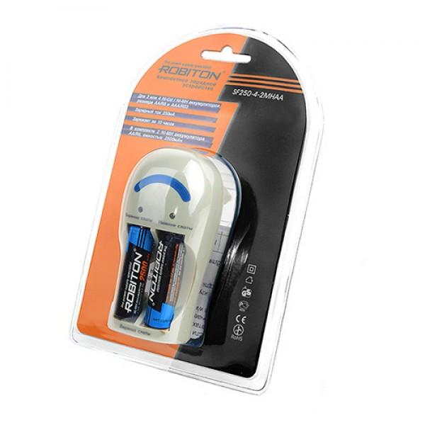 Зарядное устройство Robiton SF250-4 для ...