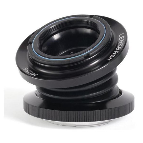 Объектив Lensbaby Muse with Double Glass...