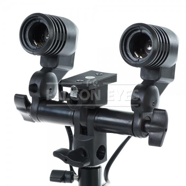 Патрон Falcon Eyes LH2-27SU для 2 ламп в...