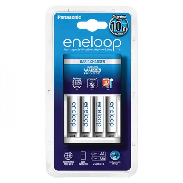 Зарядное устройство Panasonic Eneloop Ba...